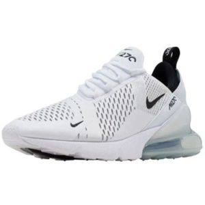 Women Nike Air Max 270 White Brand New